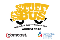 logo for school supply campaign