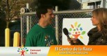 Comcast's Steve Kipp was one of several people that KIRO talked to the morning of Comcast Cares Day at our volunteer site of El Centro de La Raza in Seattle