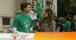 Steve Kipp appears on KIRO news today, April 27, 2013, to talk about Comcast Cares Day