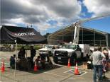 Comcast Bucket Truck was a hit with young fans