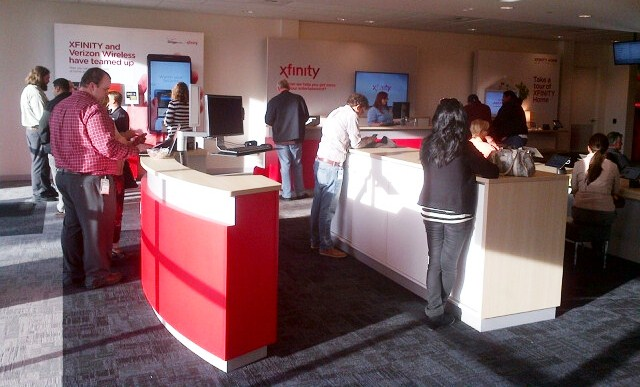 New XFINITY store, new customer experience, for Redmond | Comcast in ...