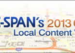 banner about C-SPAN local content vehicles