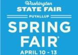 Washington State Fair Spring Fair logo