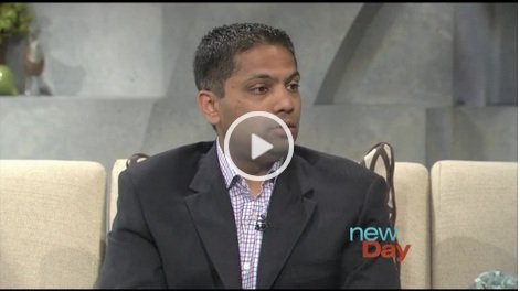 screenshot of dennis mathew on KING