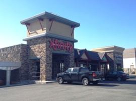 facade of the new Spokane Xfinity Store