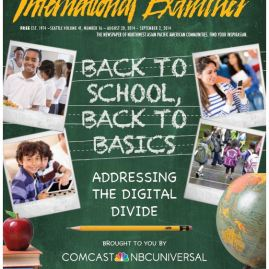 International Examiner cover