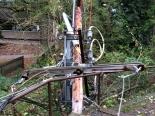 pole damage