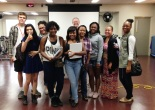 UNCF students in Tacoma