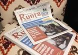 copies of Runta newsppaer