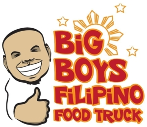 logo of the Big Boys Filipino Food Truck