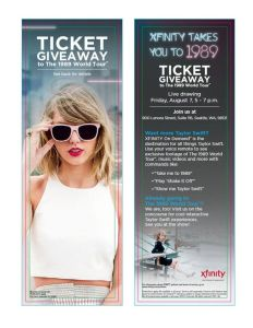 taylor swift xfinity slu